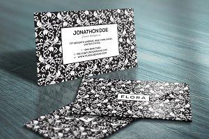 Florist Business Card #30