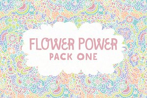 Flower Power Pack 1