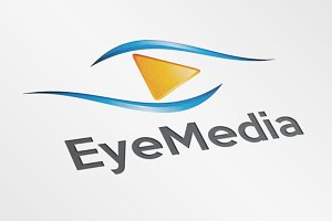 Eye Media – Logo Template
