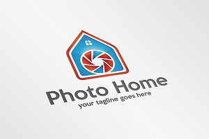 photo home – Logo Template