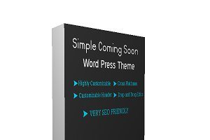 Coming Soon Page Word Press