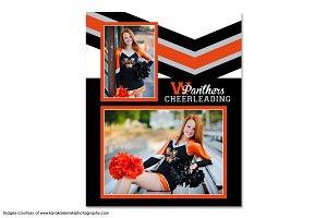 Cheerleading Memory Mate - MM1