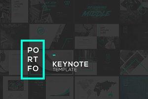 PORTFO Keynote Template