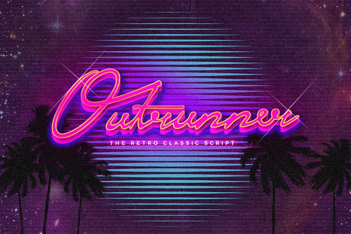 The Best 90s Fonts to Replicate your Favorite Movies & TV