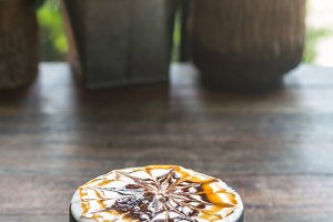 Larte art Coffee cup