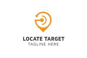 Locate Target Logo Template