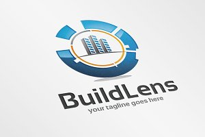 BuildLens – Logo Template