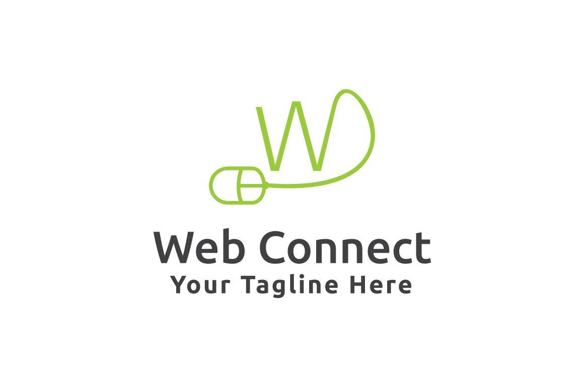 Web Connect Logo Template ~ Logo Templates ~ Creative Market