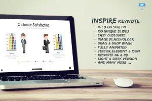 Inspire Keynote Template