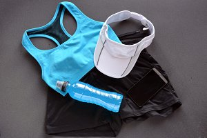clothing women's fitness