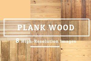 8 PLANK WOOD