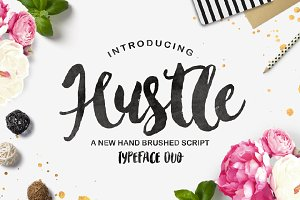 50%Off-Hustle Brush + Bonus