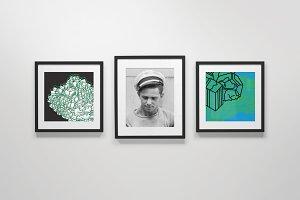 Frame Gallery Mockup - 02