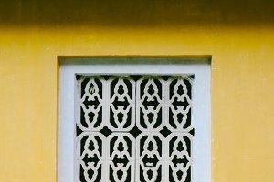 decorative ventilation panel in hue