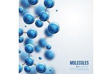 Molecules Background