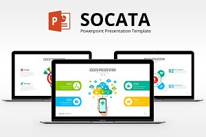 Socata Powerpoint Template