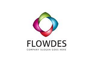 Flowdes logo