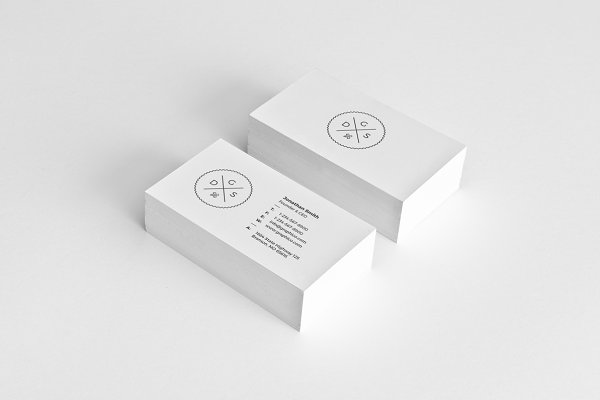 Simple Corporate Business Card - 51