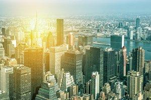 New York City, Manhattan