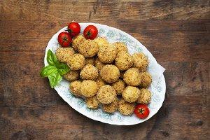 Healthy Italian Appetizer