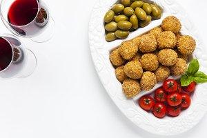 Italian Appetizer Platter