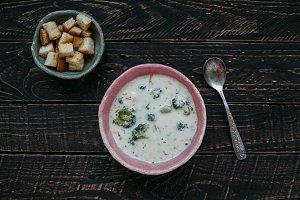 Сream soup