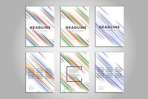 Brochure line design