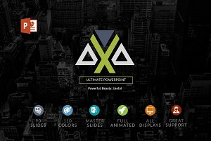 Axa | Powerpoint Template