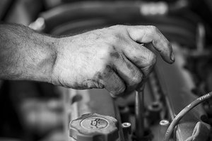mens hands