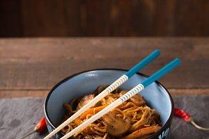 thai wok food