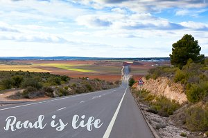 Road is Life
