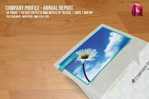Company Profile - Annual Report