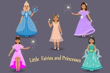 Little Fairies and Princesses