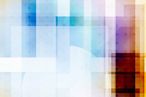 Colorful Abstract Background Collage