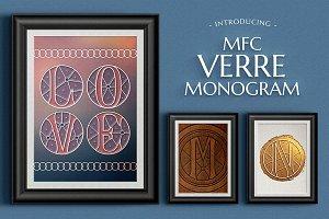 MFC Verre Monogram