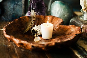 Magic Tribe Altar