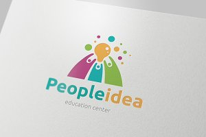 People Idea Logo