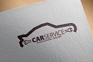Car Service Logo