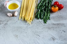 Pasta food background