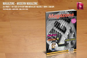 Magazone - Modern Magazine