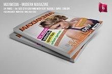 Maxmedia - Modern Magazine