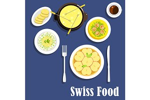 Swiss national cuisine