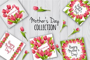 Mother's day and Spring collection