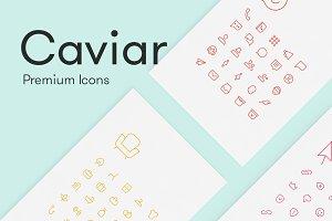Caviar - Premium Icons