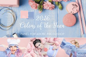 Panel Colors of the Year 2016