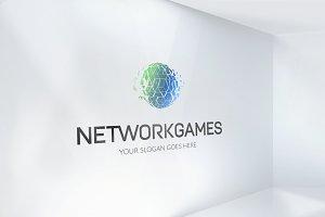 Plastic Wall Logo Mockup