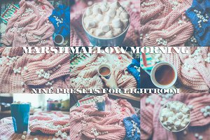 Marshmallow Morning-9 presets for Lr