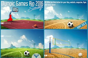 Olympic Game sport series