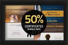 Certificates Bundle Pack