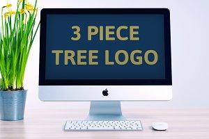 3 Tree Logo
